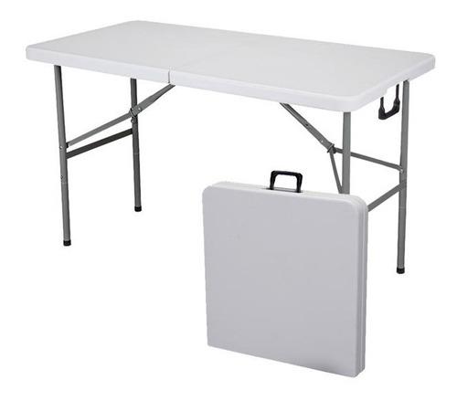 mesas plegables camping de alta resistencia total garantía