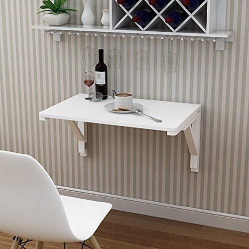 mesas plegables para computadora de pared mesas de comedor