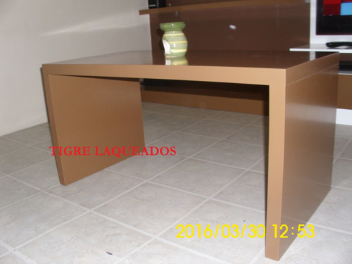 mesas ratonas laqueadas tigre laqueados la mejor calidad