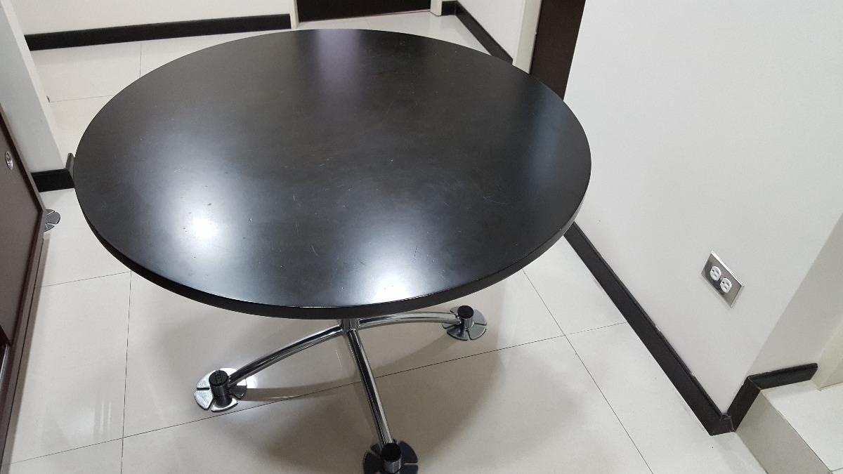 Mesas Redonda Para Oficinas - Bs. 35.000,00 en Mercado Libre