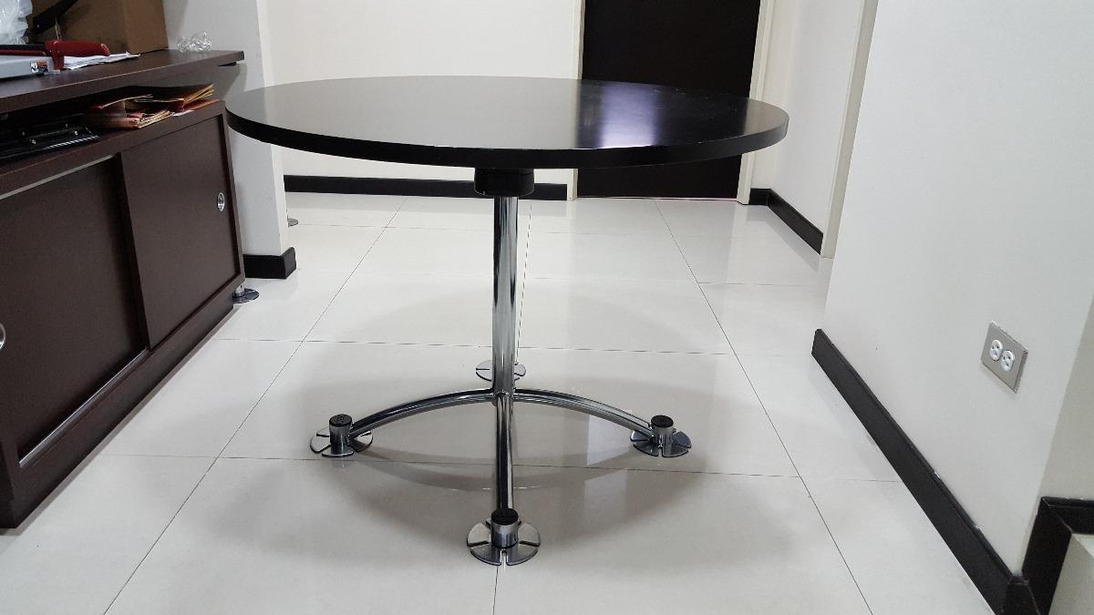Mesas Redonda Para Oficinas - Bs. 80.000,00 en Mercado Libre