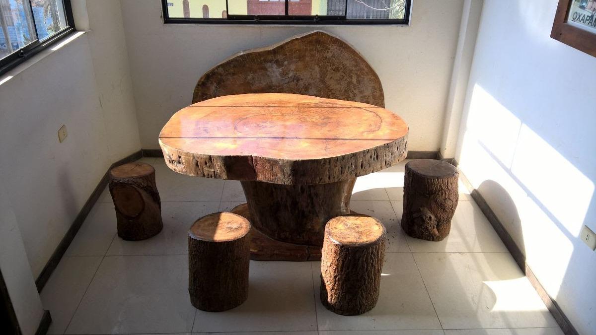 Mesas r sticas s 600 00 en mercado libre for Quien compra muebles usados