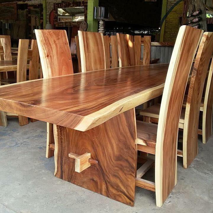 Mesas rusticas en troncos en mercado libre - Mesas de troncos de madera ...