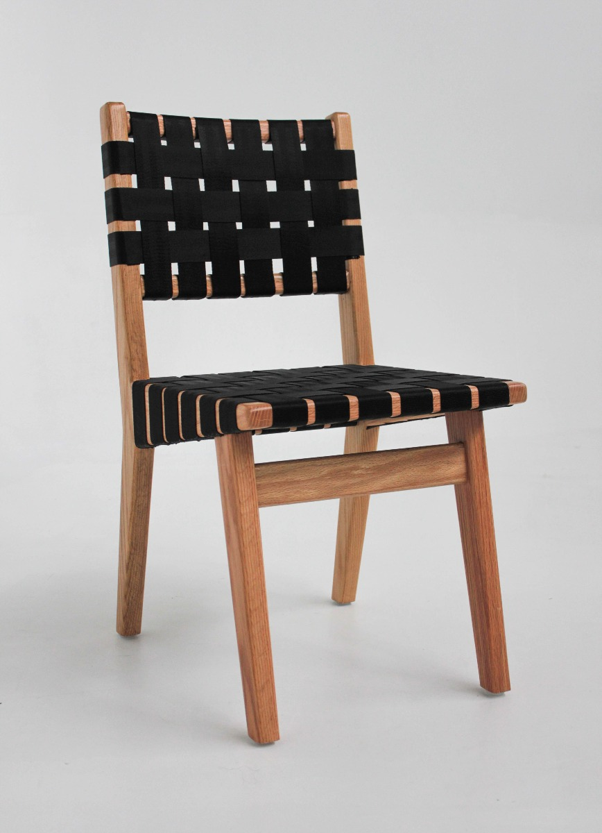 mesas sillas vintage modernas acero metal madera