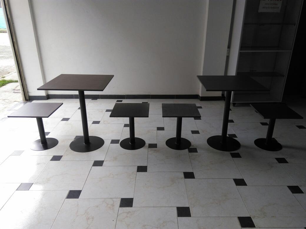 Mesas Tipo Wimpy 250 000 En Mercado Libre # Muebles Tipo Wimpy