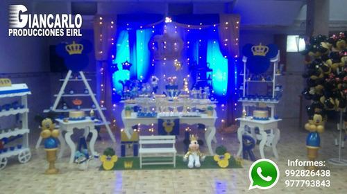 mesas vintages baby shower - infantiles 992826438