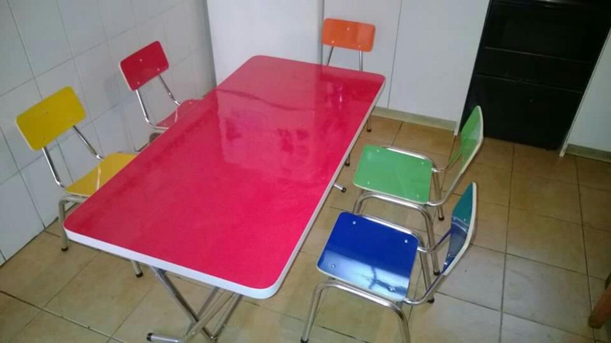 Mesas y 6 sillas para evento infantiles en - Sillas infantiles ...