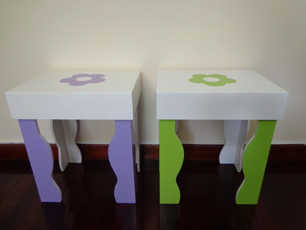 mesas y bancos para nias y nios