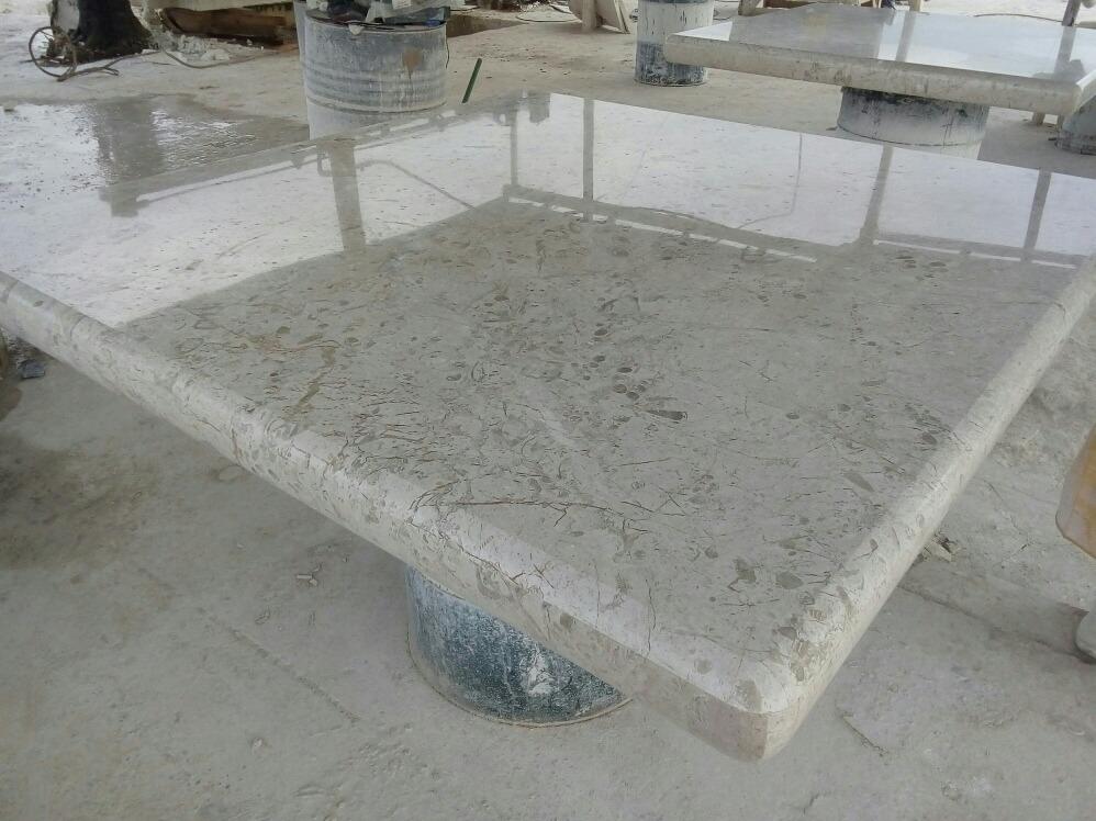 Mesas y cubiertas de marm l y granito 4 en for Marmol para mesa