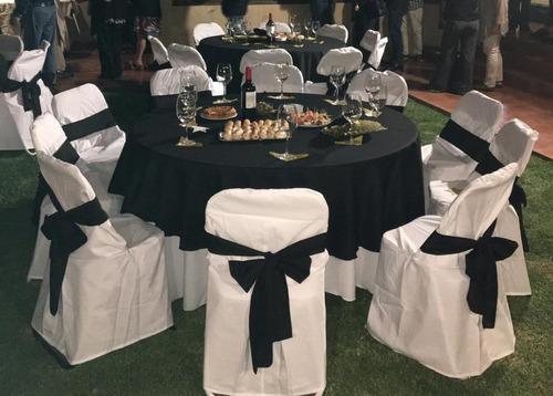 mesas y sillas adulto e infantil / temáticas manteleria