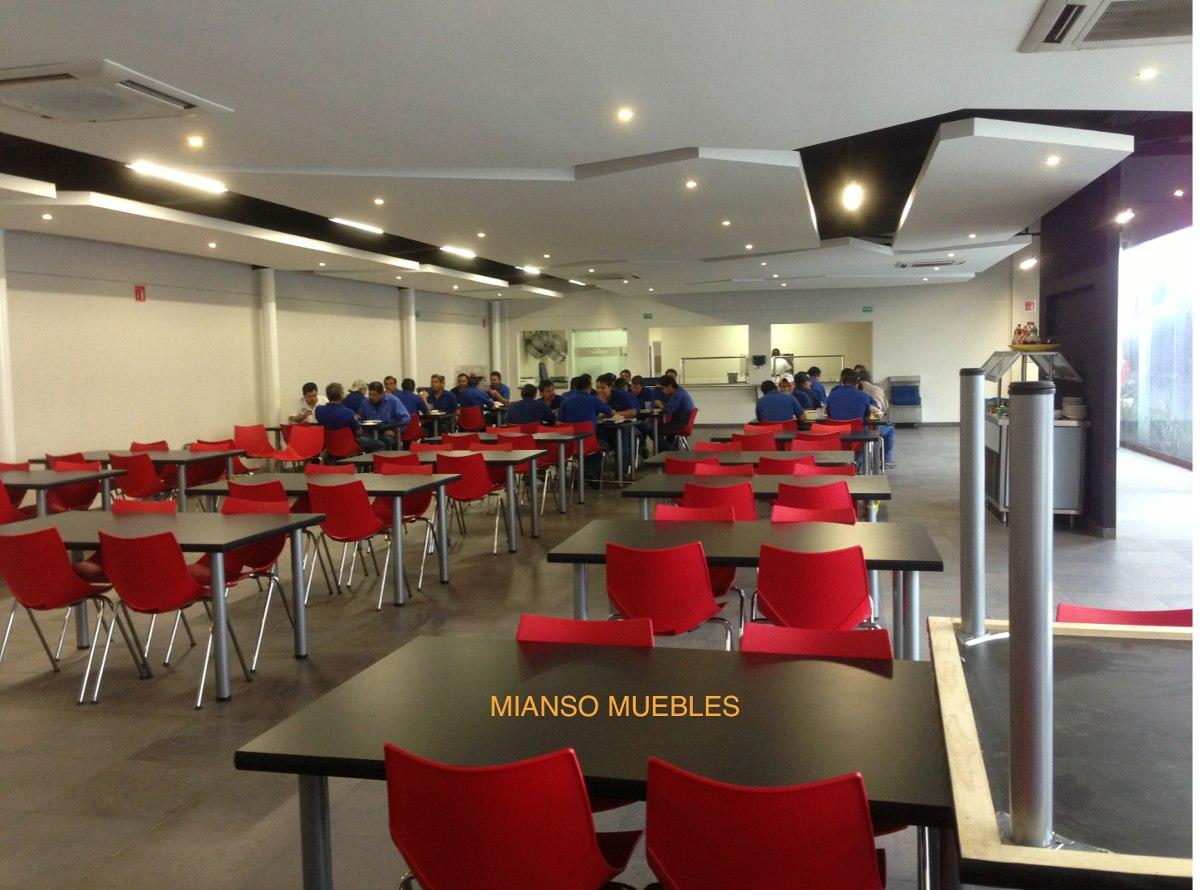 Mesas y sillas comedores industriales 3 en for Comedores en oferta en monterrey
