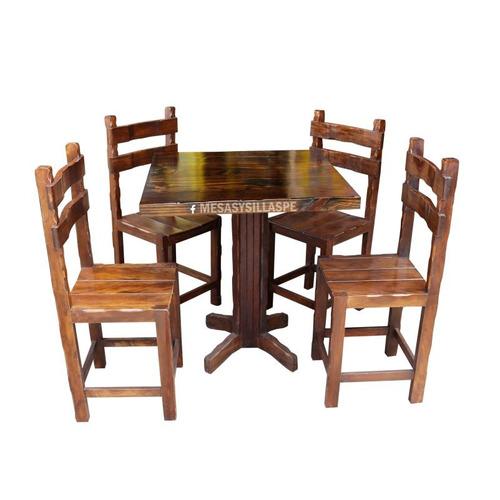 mesas y sillas juego de comedores para restaurantes