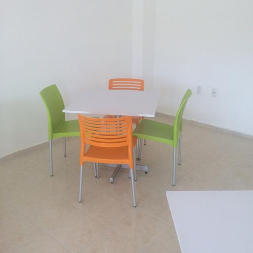Mesas Y Sillas Para Cafeter A Y Restuarante 2