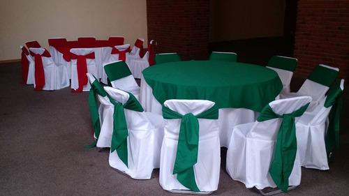 mesas y sillas para fiestas alquiladora