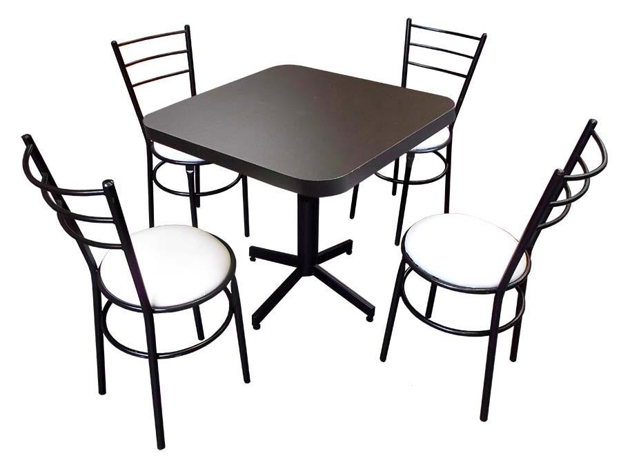 Mesas y sillas para restaurante bar cafeteria comedor ma75ma 2 en mercado libre - Sillas economicas para comedor ...
