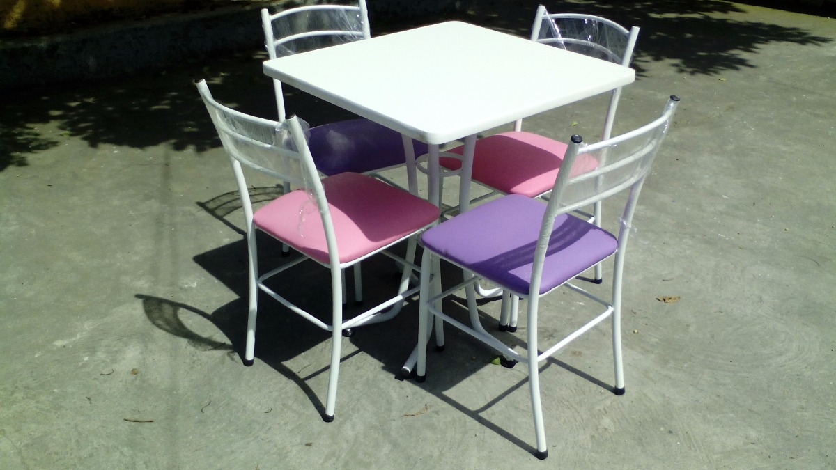 Mesas y sillas para restaurante bar cafeter a heladeria for Mesas para cafeteria