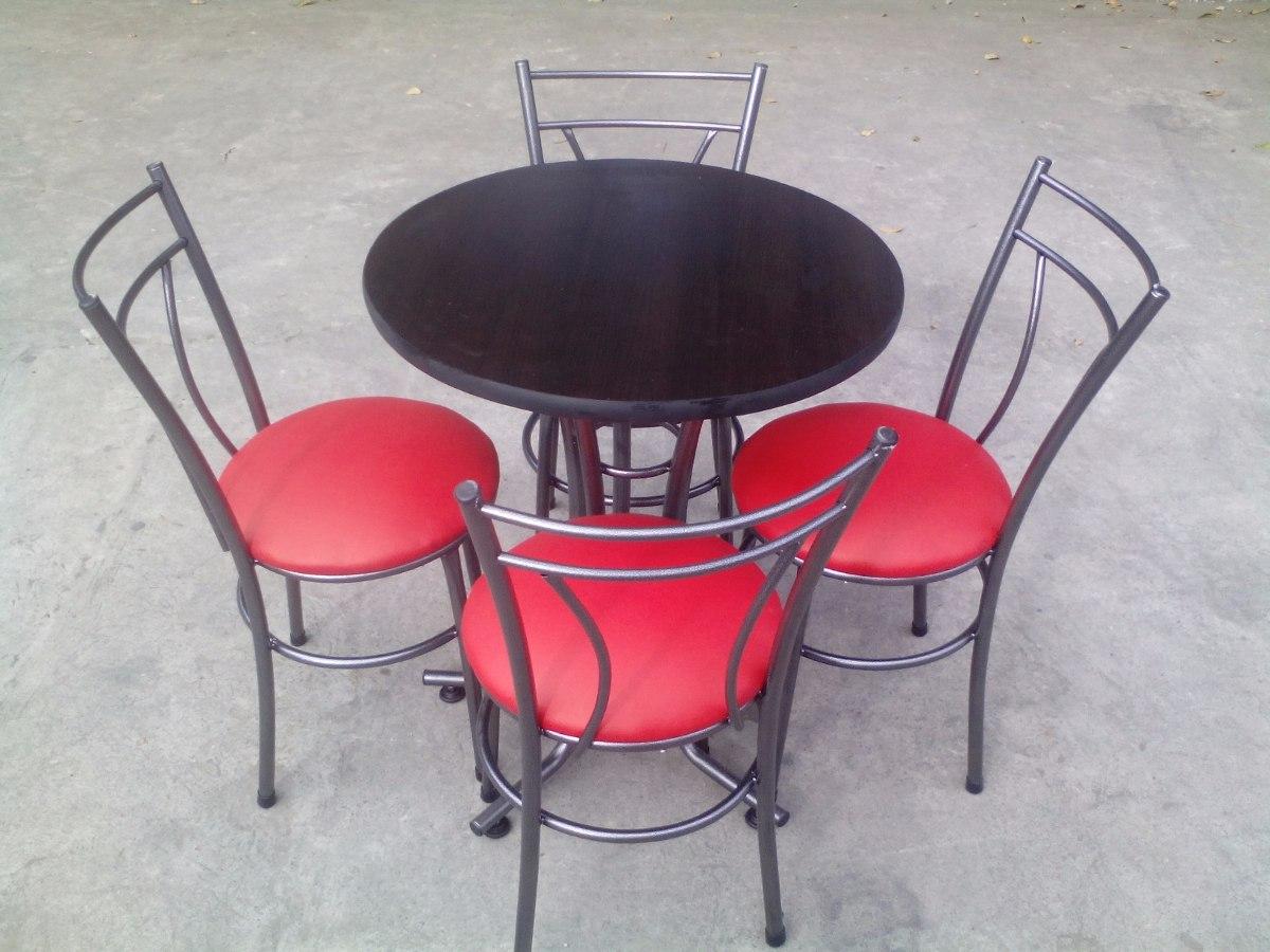Mesas y sillas para restaurante bar cafeter a heladeria for Mesas para restaurante usadas