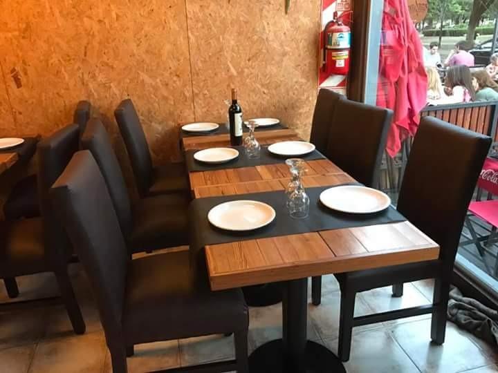 Mesas Y Sillas Para Restaurante O Cafetería 350000 En Mercado