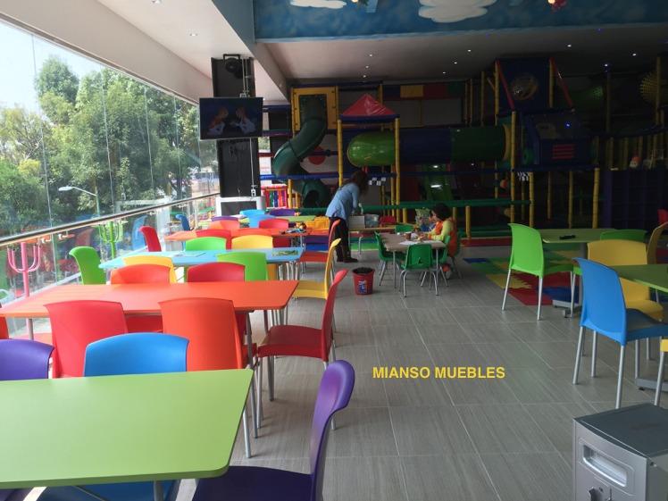 Mesas y sillas sal n de fiestas 2 en mercado libre for Mesas y sillas salon