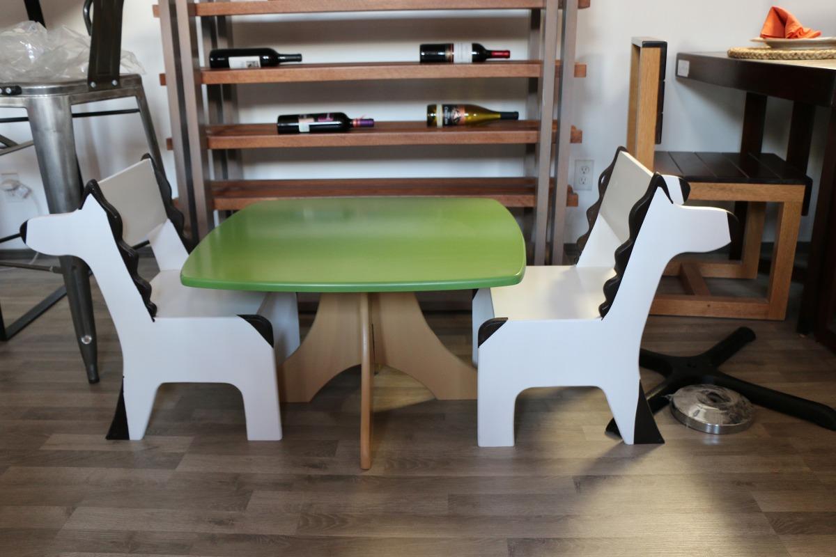 Mesas y sillas salon baratas cool mesa de comedor herbert for Mesas y sillas de salon modernas