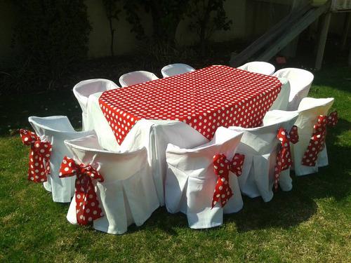 mesas y sillas variedad temáticas manteleria infantil