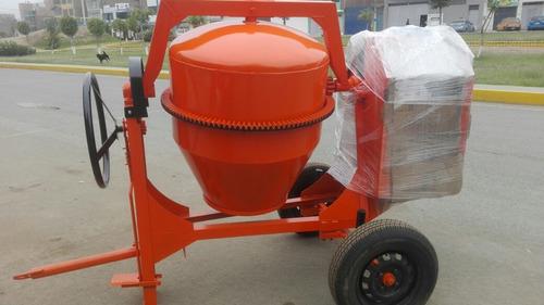 mescladora de concreto ( trompo) de 1  1/2 bolsa de cemento