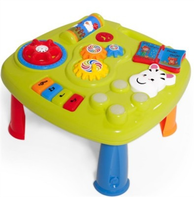 mesinha de atividades music table - calesita