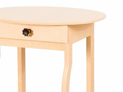 mesinha de canto 1 gaveta mesa de cabeceira
