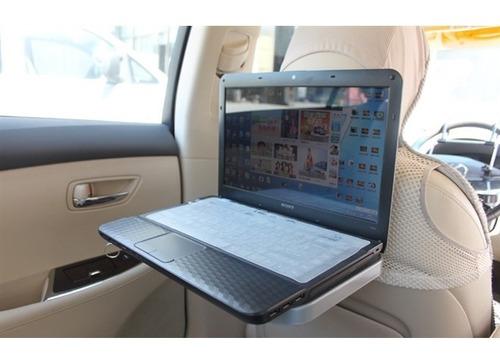mesinha multifuncional volante alimentação carro uber taxi
