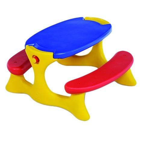 mesinha plastica infantil bandeirante mesa recreio