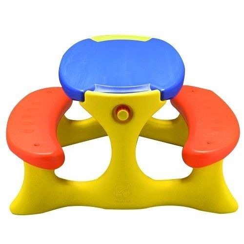 mesinha plastica infantil bandeirante mesa recreio origin #
