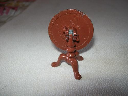 mesita plegable little doll mattel hong kong 1980 vintage