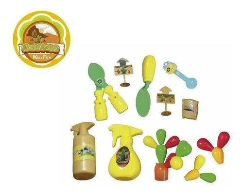 mesita valija didáctica zippy toys barbecue y jardineria