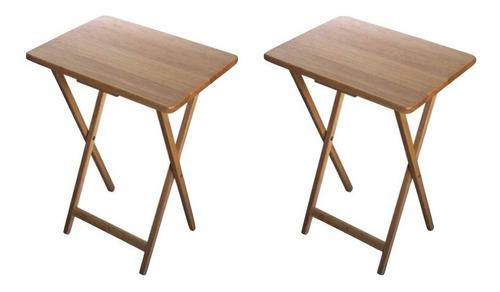 mesitas plegables madera xtreme c