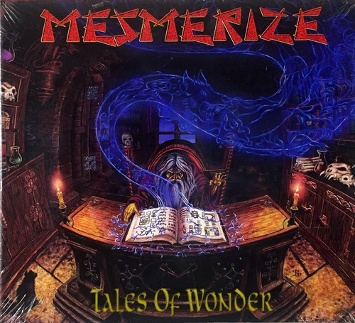 mesmerize - tales of wonder - cd importado digipack lacrado