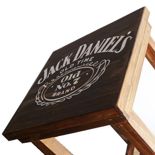 mesón mesa madera antigua reciclada living quincho 224x102cm