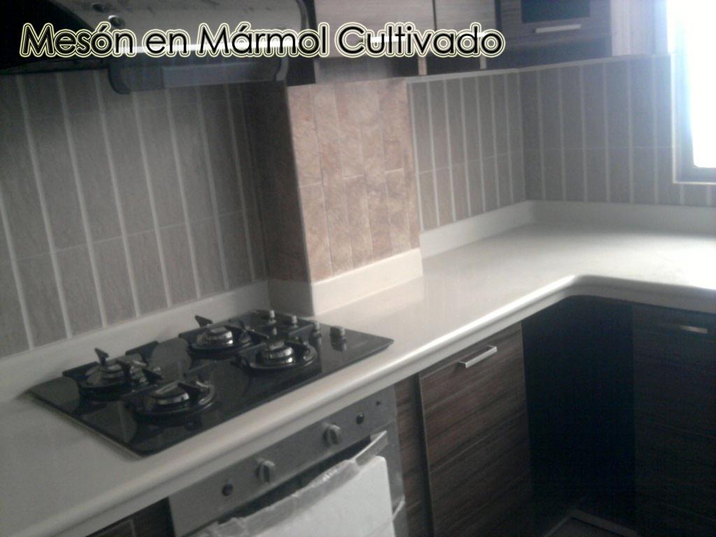 Mesones para ba os cocinas restaurantes y m s u s 105 for Modelos de marmol para cocina
