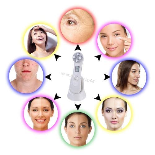 ¿mesoterapia electroporación rf radio frecuencia facial del