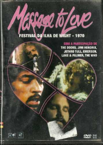 message to love festival da ilha wight 1970