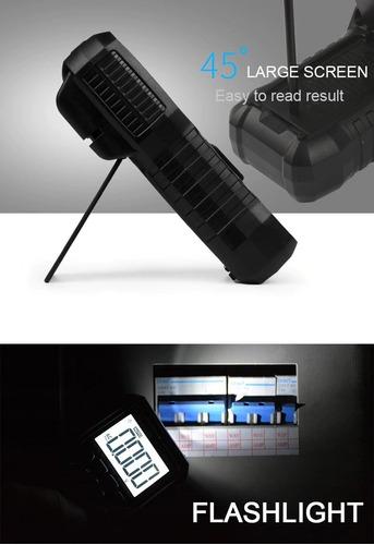 mestek dm90 multitester digital de rango automático test