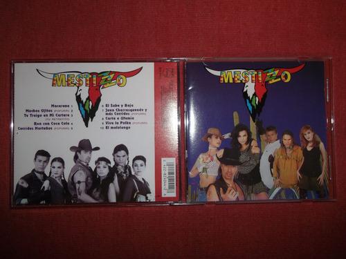 mestizzo - homonimo cd usa ed 1994 mdisk