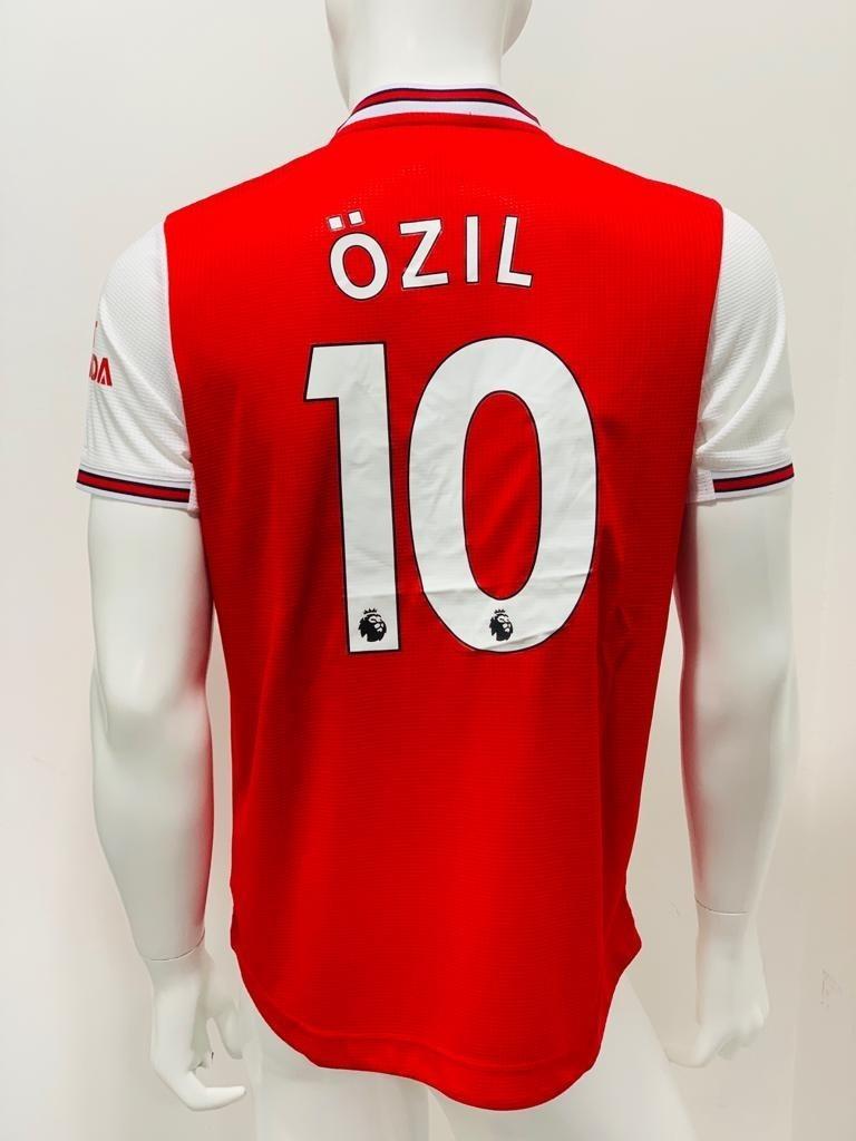 super popular 890d1 bd38d Mesut Ozil - Jersey Arsenal - Local - Versión Jugador - 2019 / 2020