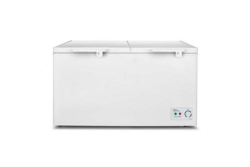 met congelador horizontal mabe 520lt alaska520b blanco akr75