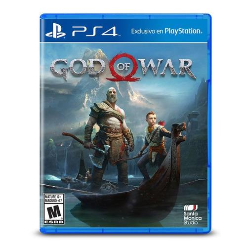 met videojuego ps4 god of war marca playstation