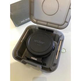 Metabones Mark Iv Adaptador Canon Ef Efs Para Sony E Mount