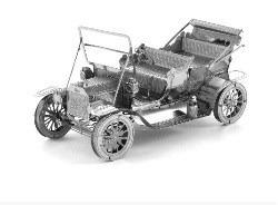 metal 3d rompecabezas modelismo educativo colección