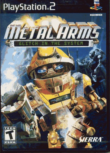 metal arms: glitch in the system - playstation 2 up shop