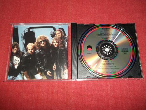 metal church - the dark cd imp ed 1990 mdisk