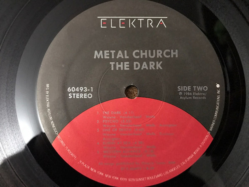 metal church vinilo usa musicovinyl 1ªedició dmm