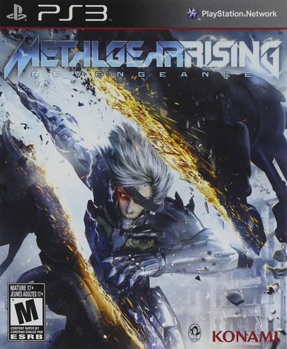 metal gear rising ps3